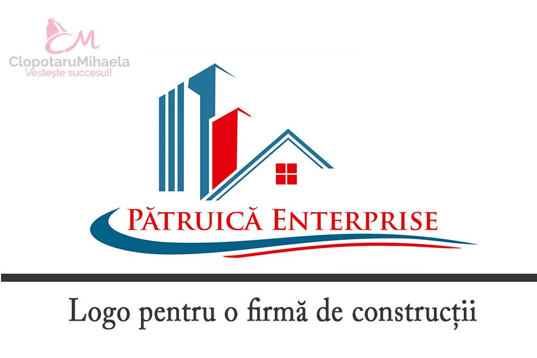 design logo constructii patruica