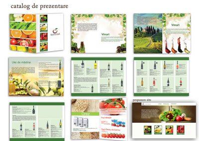 catalog de prezentare