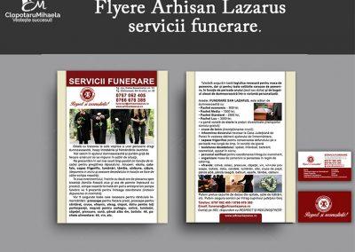 design funerare arhisan lazarus