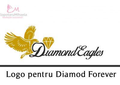 logo diamond forever