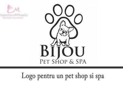 logo pet shop