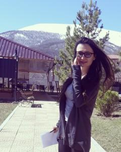 munte Armenia