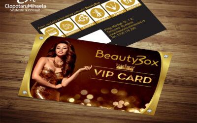 BeautyBox – de la design la prietenie